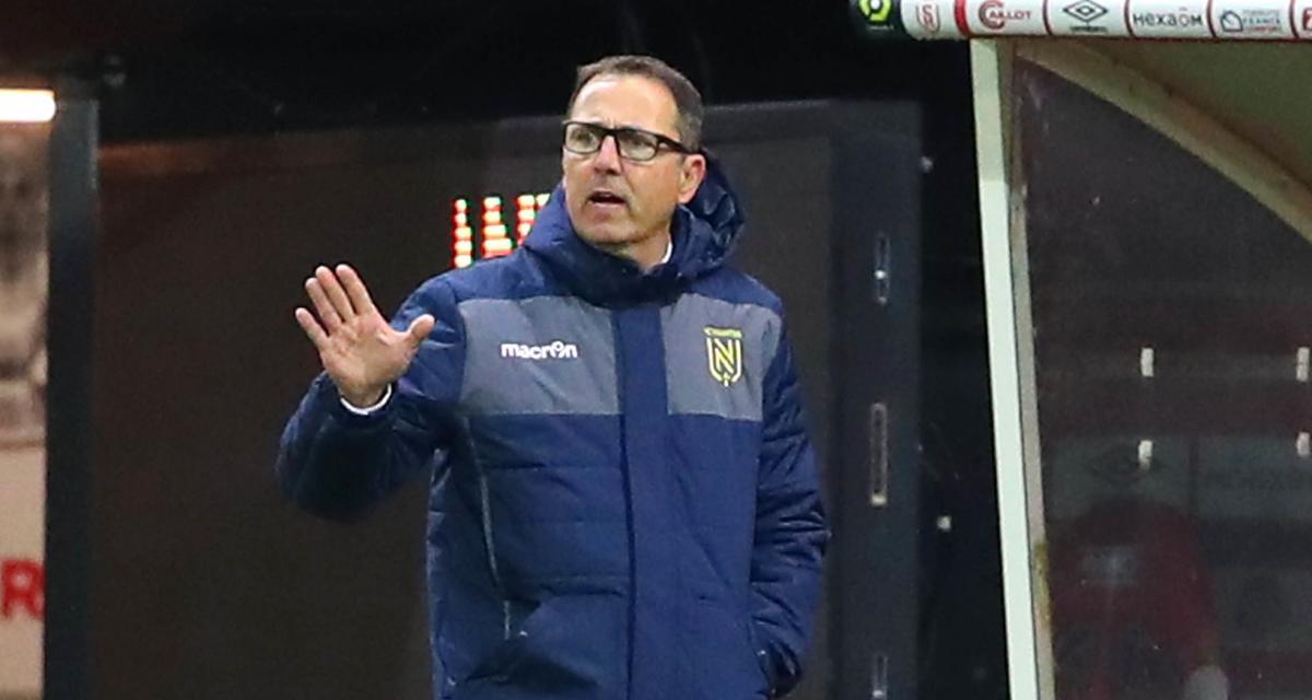 FC Nantes - Mercato : l'identité des deux prétendants à la succession de Collot dévoilée !