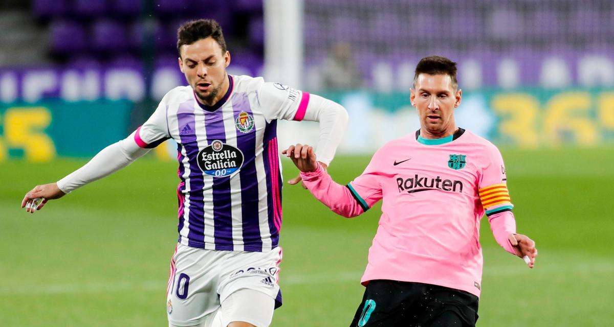Valladolid - FC Barcelone (0-3) : et Messi fit mieux que Pelé…