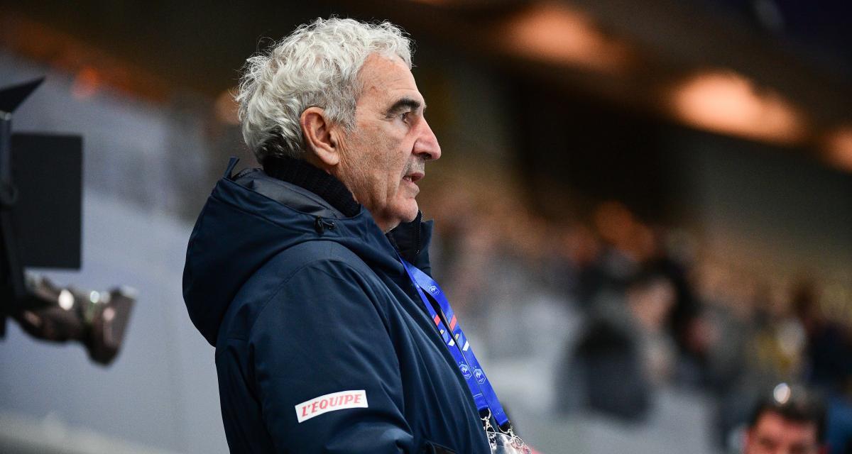 FC Nantes: de vieux dossiers embarrassants sortent sur Raymond Domenech