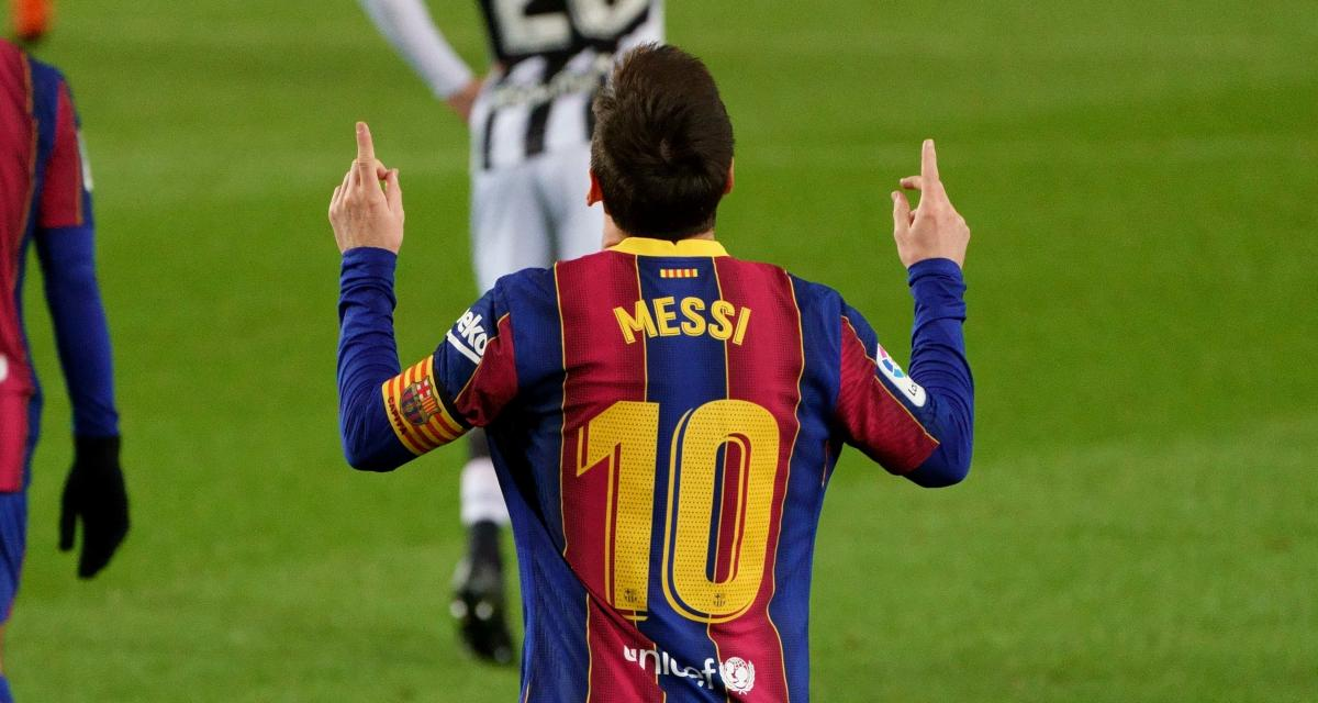 FC Barcelone, Real Madrid: le record de Messi, l'Atletico et Hazard font les gros titres!