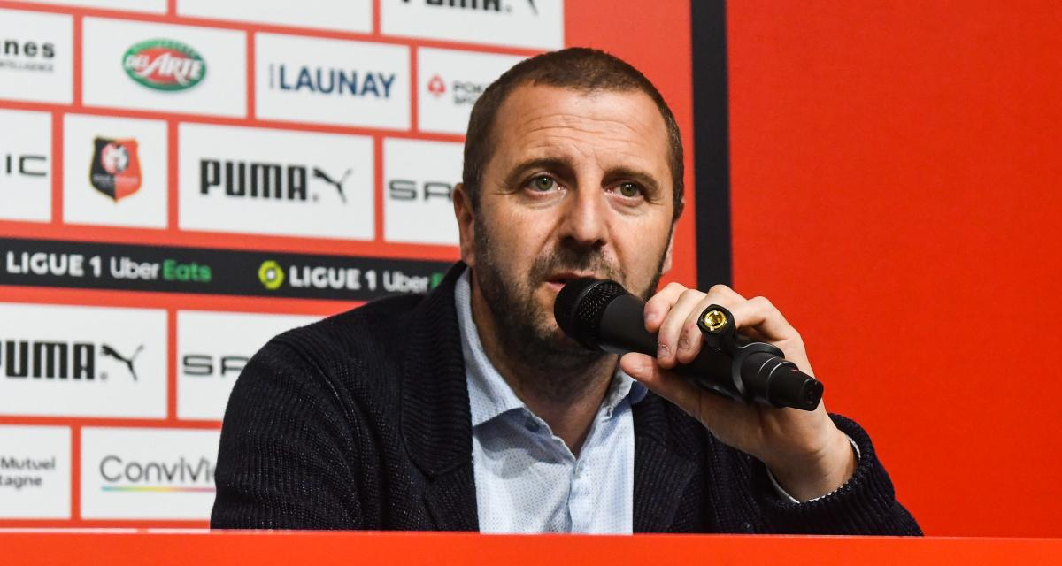 Stade Rennais: Dalbert, Niang, Rutter, Camavinga... Florian Maurice évoque les dossiers Mercato