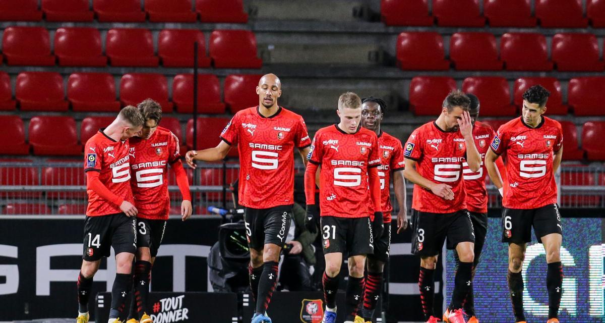Stade Rennais : les Bretons bons derniers d'un très curieux classement