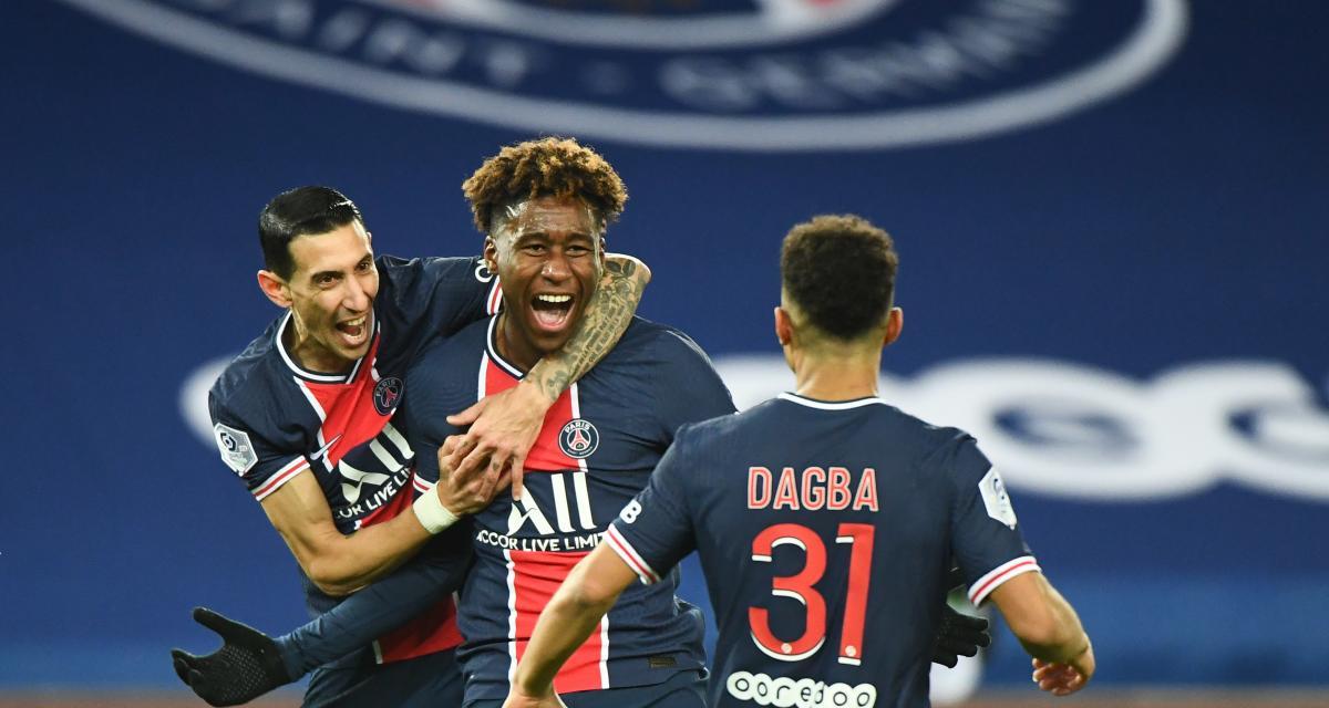PSG - RC Strasbourg (4-0) : Pembélé, Dagba... la prestation des titis parisiens à la loupe