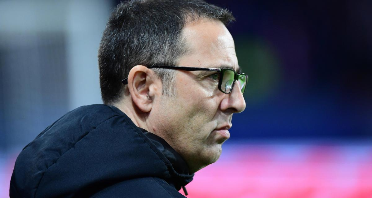 FC Nantes : Patrick Collot plaide coupable face à l'OL (0-3) et ne confirme pas Domenech
