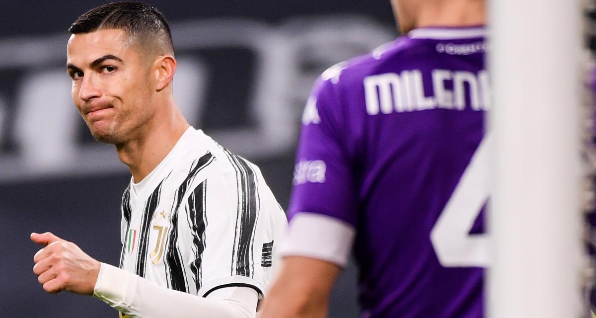 Juventus: agacé, Cristiano Ronaldo secoue la Vieille dame et ses Tifosi