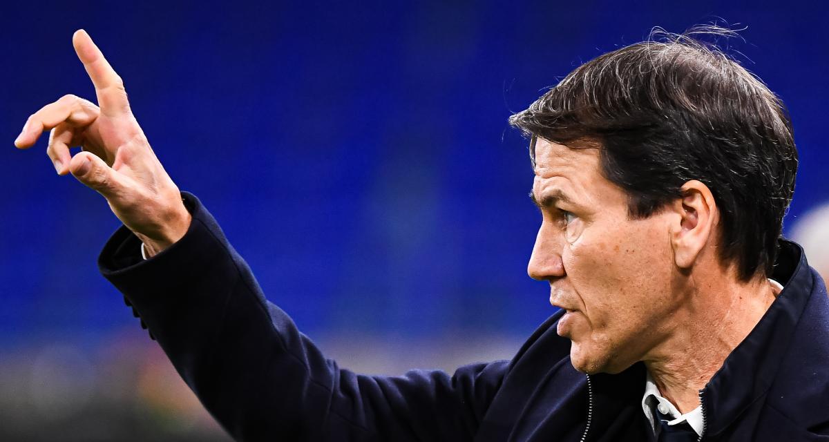 OL – Mercato : Rudi Garcia prêt à faire une fleur à un autre club de Ligue 1 ?