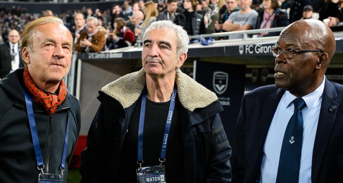 FC Nantes : Raymond Domenech est bien le nouveau coach des Canaris (officiel) !