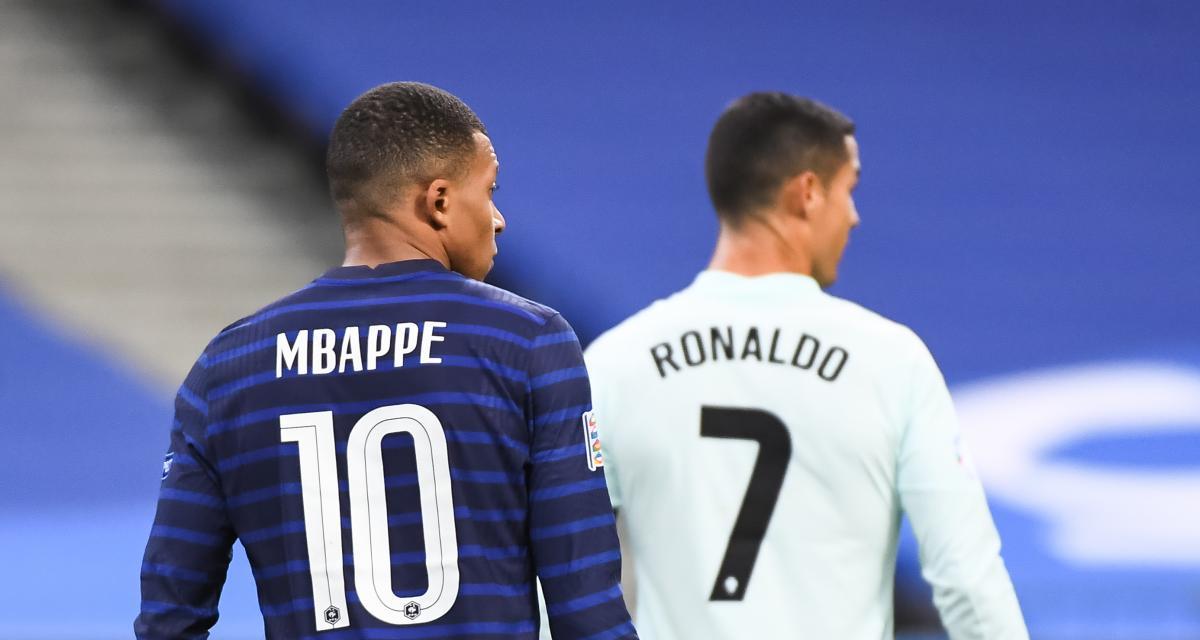 ASSE : un Vert concurrence Cristiano Ronaldo et Kylian Mbappé dans une surprenante statistique