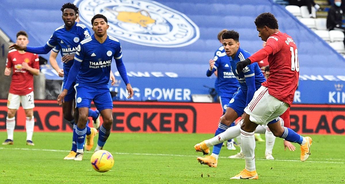 Résultat Premier League : Leicester et Manchester United dos-à-dos pour ouvrir le Boxing Day (2-2)