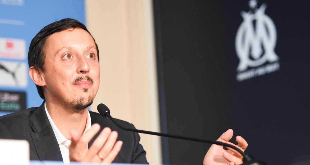OM – Mercato : Longoria aurait conclu l'arrivée d'une pépite en toute discrétion
