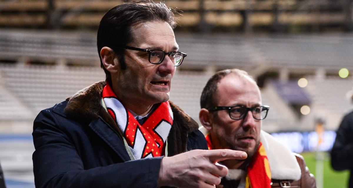 RC Lens : la crise Mediapro met la direction du club en branle