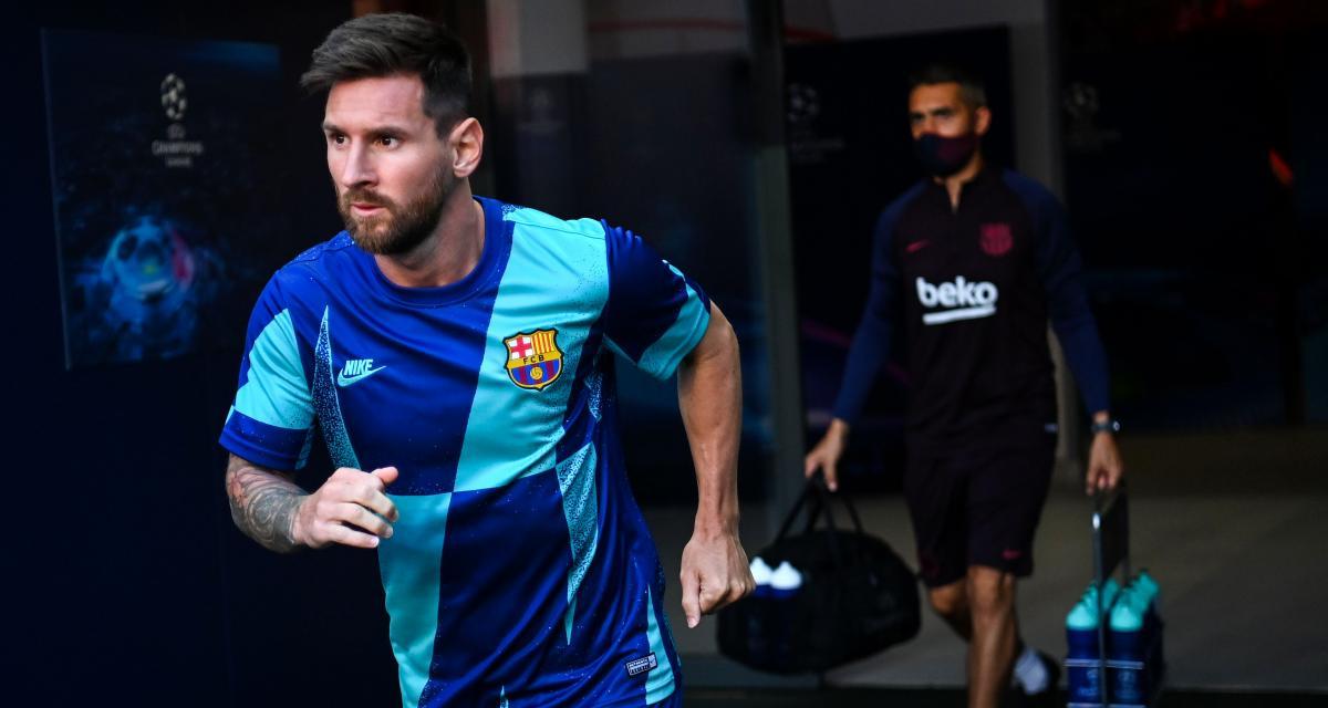 FC Barcelone, PSG - Mercato : Messi laisse la porte ouverte, CR7 et Ramos lui cassent son coup