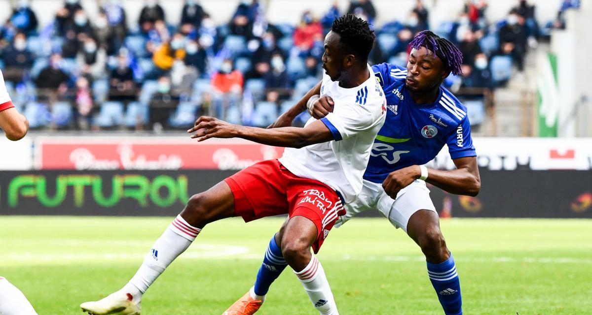 RC Strasbourg - Mercato : Simakan dépasse déjà Ibrahimovic au Milan AC !