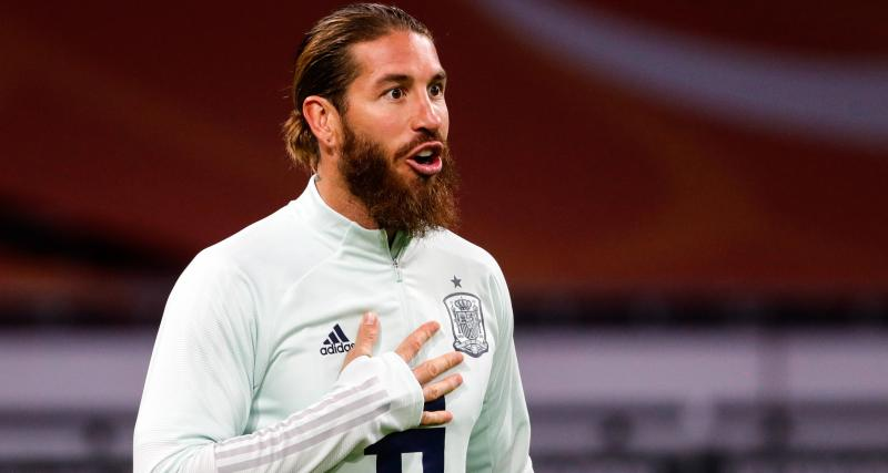 Real Madrid, PSG – Mercato : Sergio Ramos lâche une drôle de réponse sur son avenir