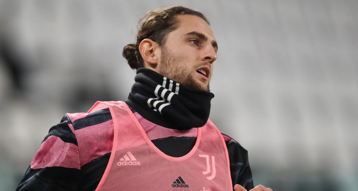 PSG – Mercato : la Juventus serait prête à céder Rabiot cet hiver !