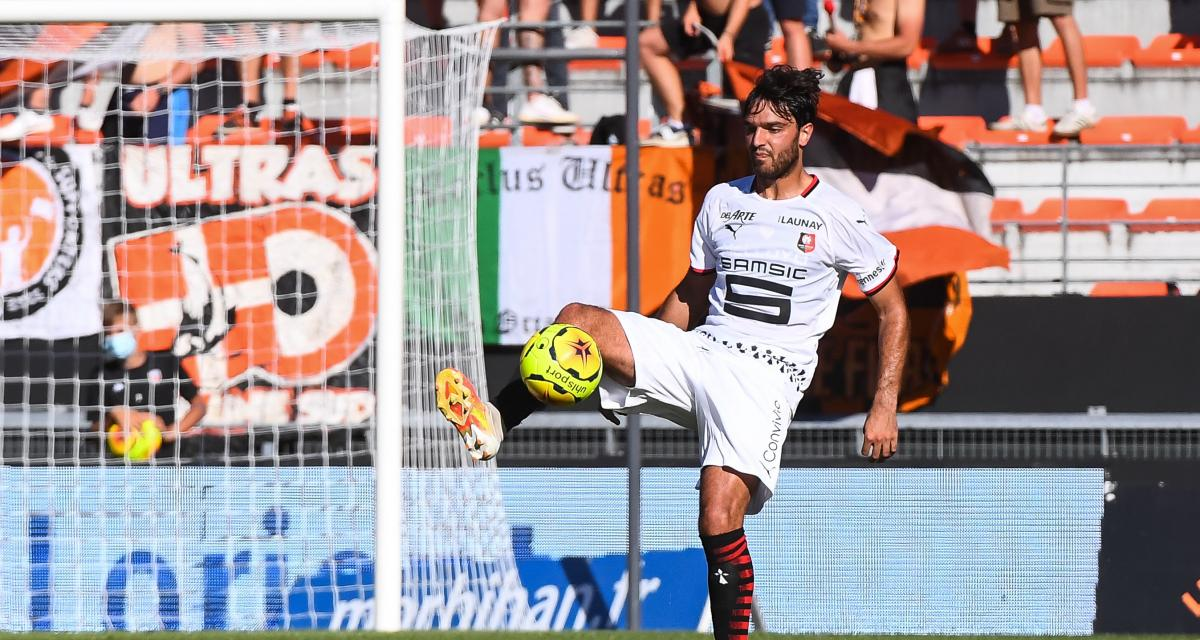 Stade Rennais - Mercato : Grenier ouvre la porte d'un départ et sait où il veut rebondir
