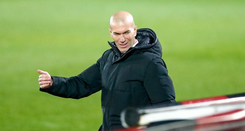 Real Madrid – Mercato : Zidane a pris une décision rassurante pour le Stade Rennais