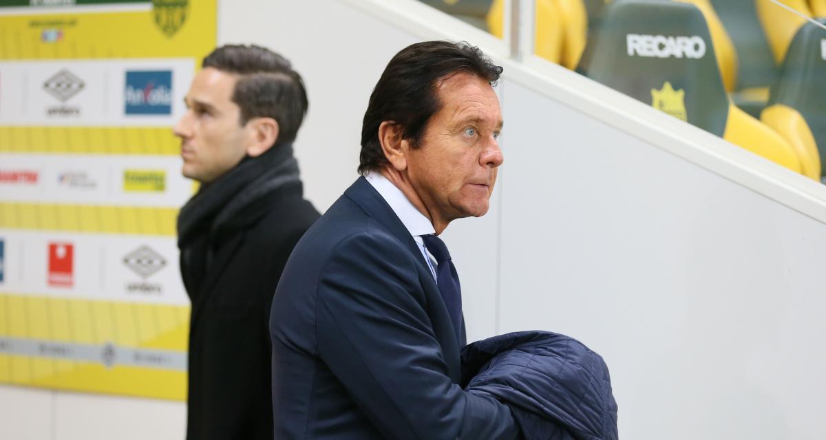FC Nantes : même Franck Kita serait dépité par le choix Domenech !