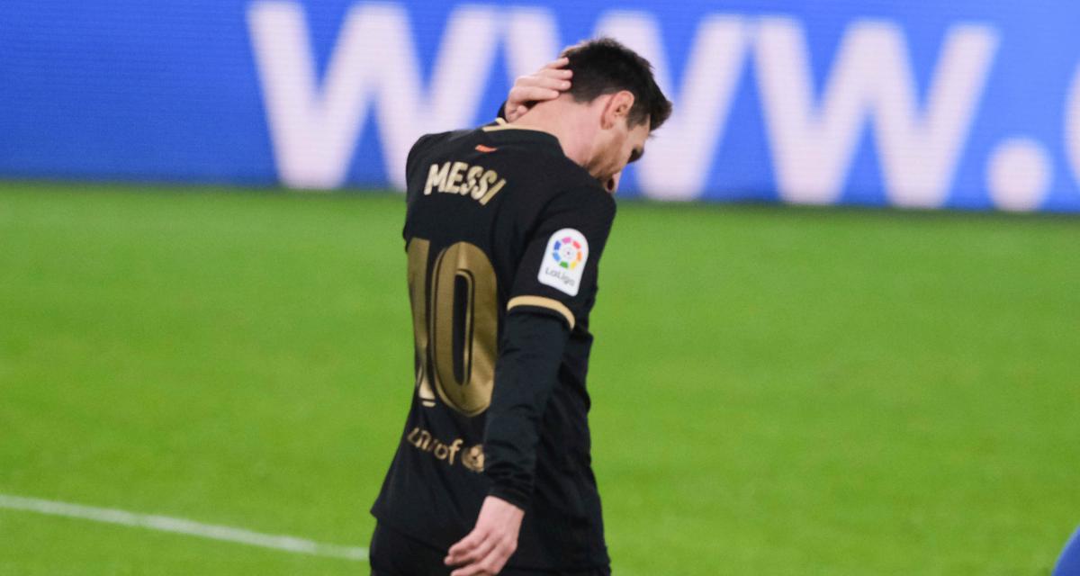 FC Barcelone : les ratés dénoncés par Messi plus évidents que jamais face à Eibar (1-1)