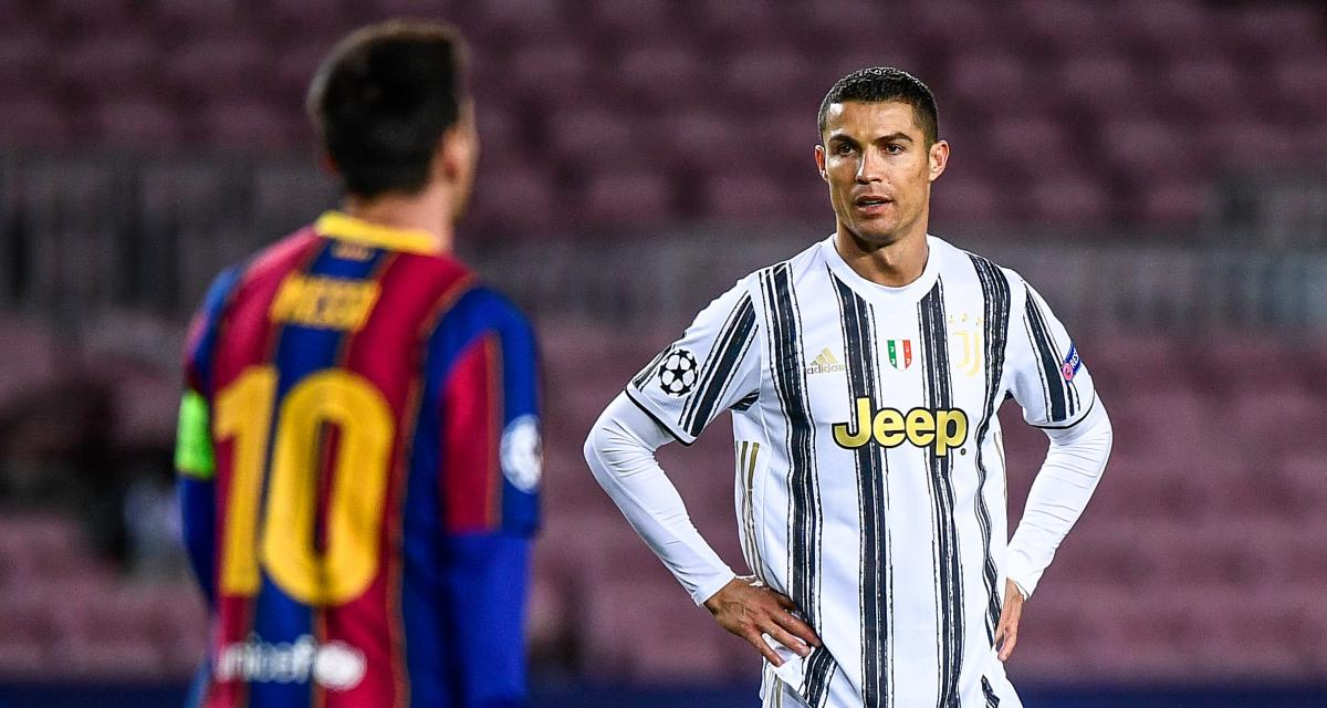 Juventus, FC Barcelone : CR7 et Messi touchés par le même syndrome !