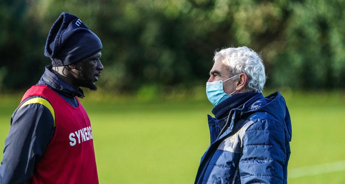 FC Nantes - Mercato : Domenech règle d'entrée deux dossiers sensibles