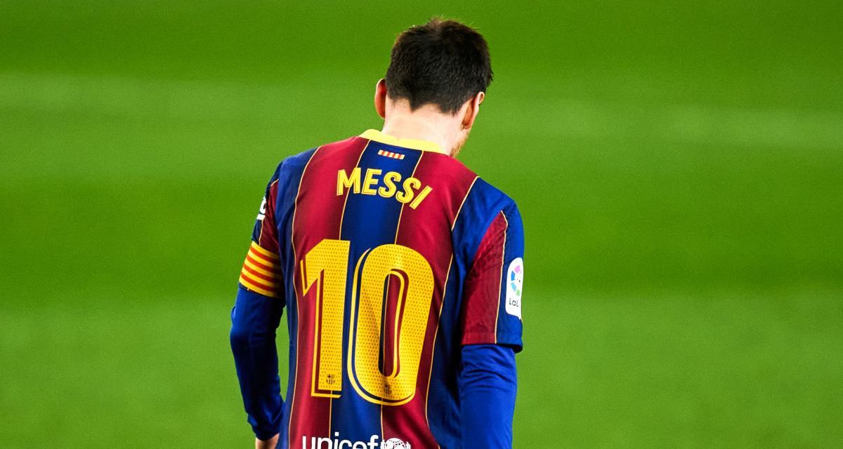 FC Barcelone - Mercato : le terrible aveu sur l'avenir de Lionel Messi