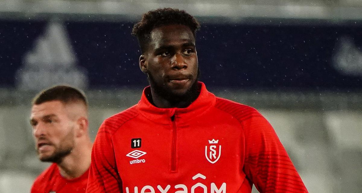 Stade de Reims - Mercato : une touche alléchante en Angleterre pour Boulaye Dia