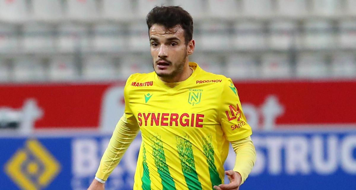 FC Nantes : Chirivella justifie sa première partie de saison moyenne