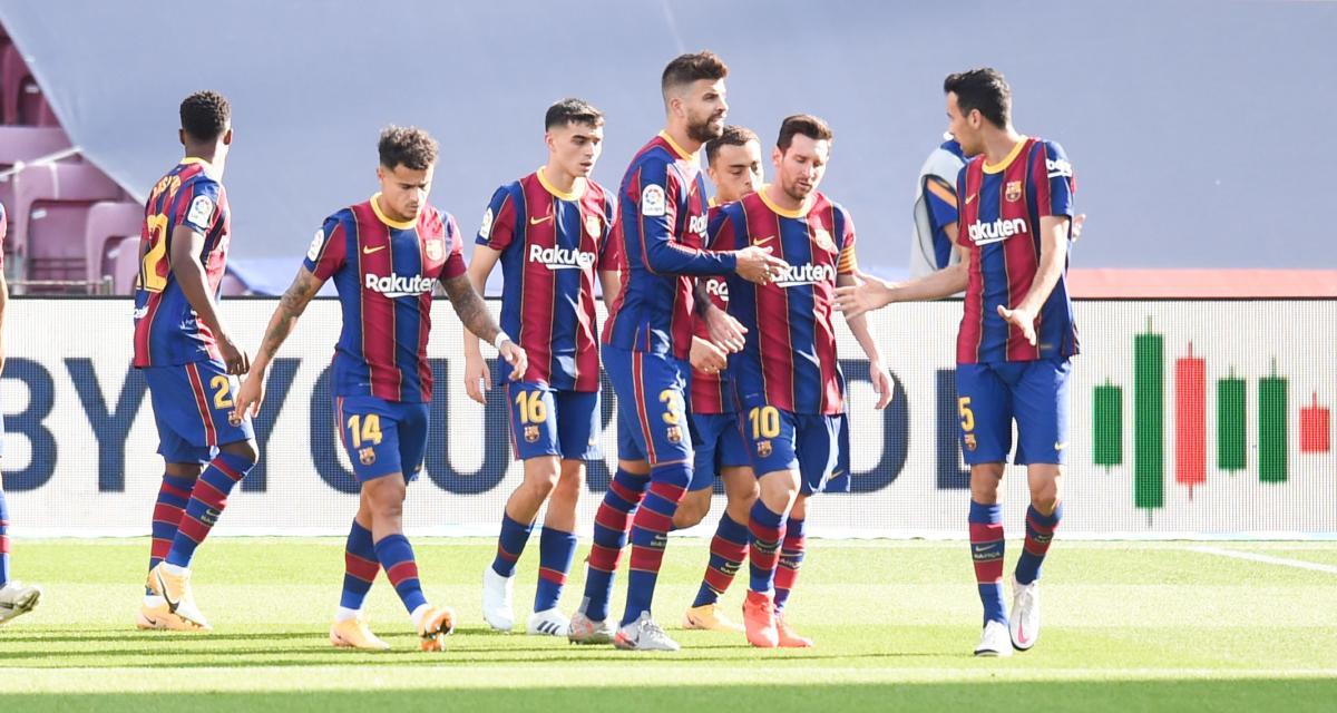 FC Barcelone : Messi perd une arme offensive pour défier le PSG