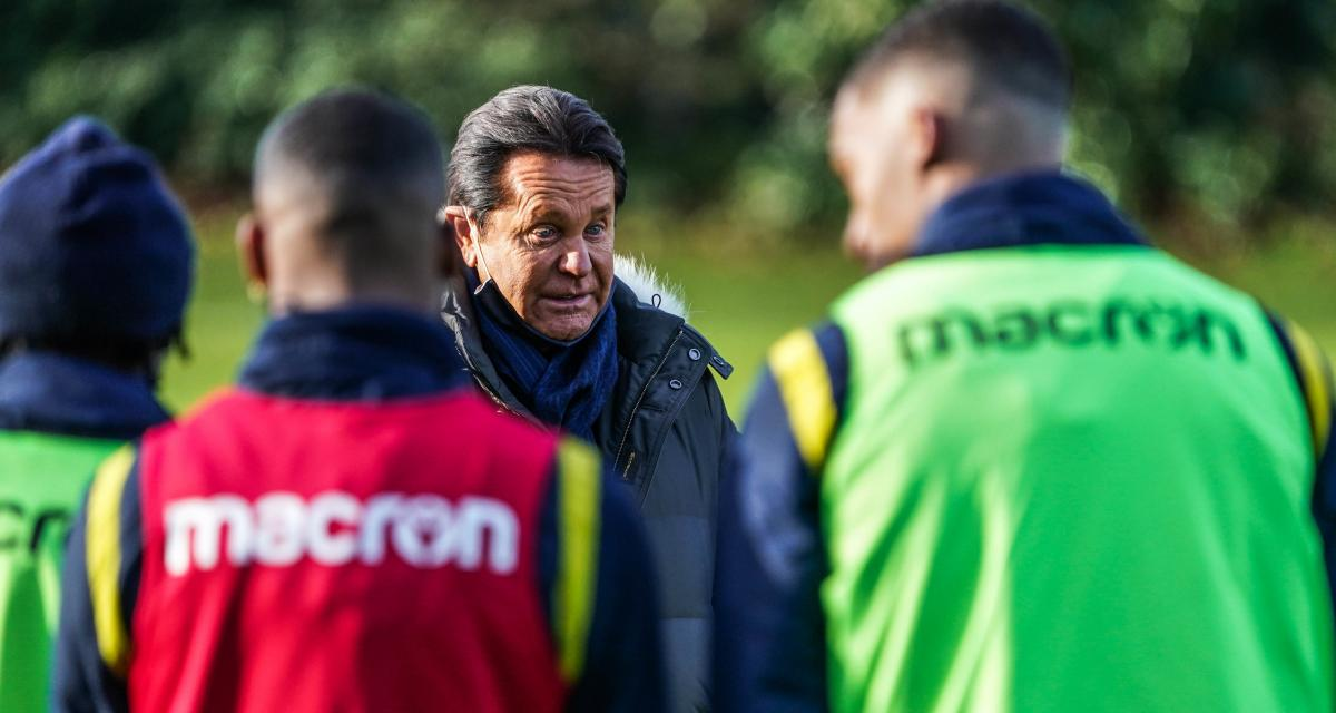 FC Nantes : l'ère Domenech déjà marquée par le départ d'un pilier de Kita ?