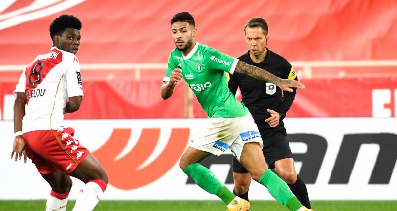 ASSE – Mercato : le Stade Rennais a bel et bien fait cogiter Bouanga