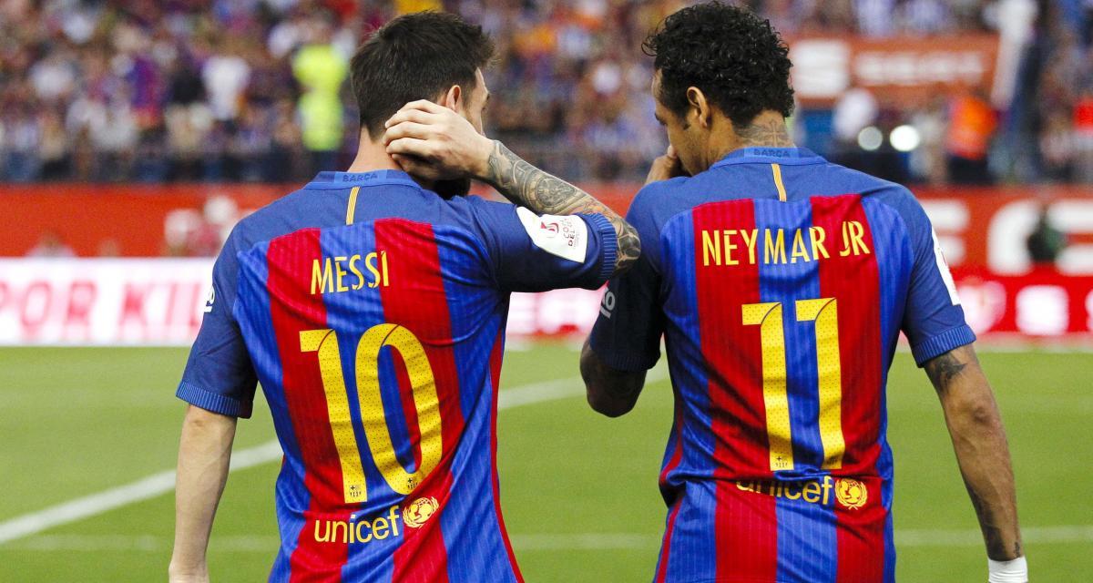 FC Barcelone - Mercato : les supporters ne veulent plus d'un retour de Neymar, le futur de Messi divise