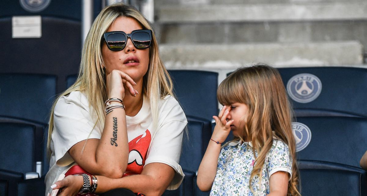 PSG : Wanda Nara regrette déjà ses surprenantes vacances avec Mauro Icardi
