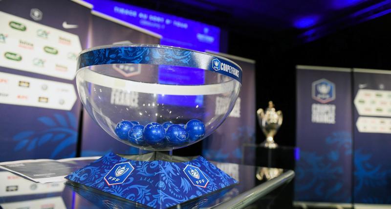 Coupe de France : sur quelle chaîne TV et à quelle heure suivre le tirage?