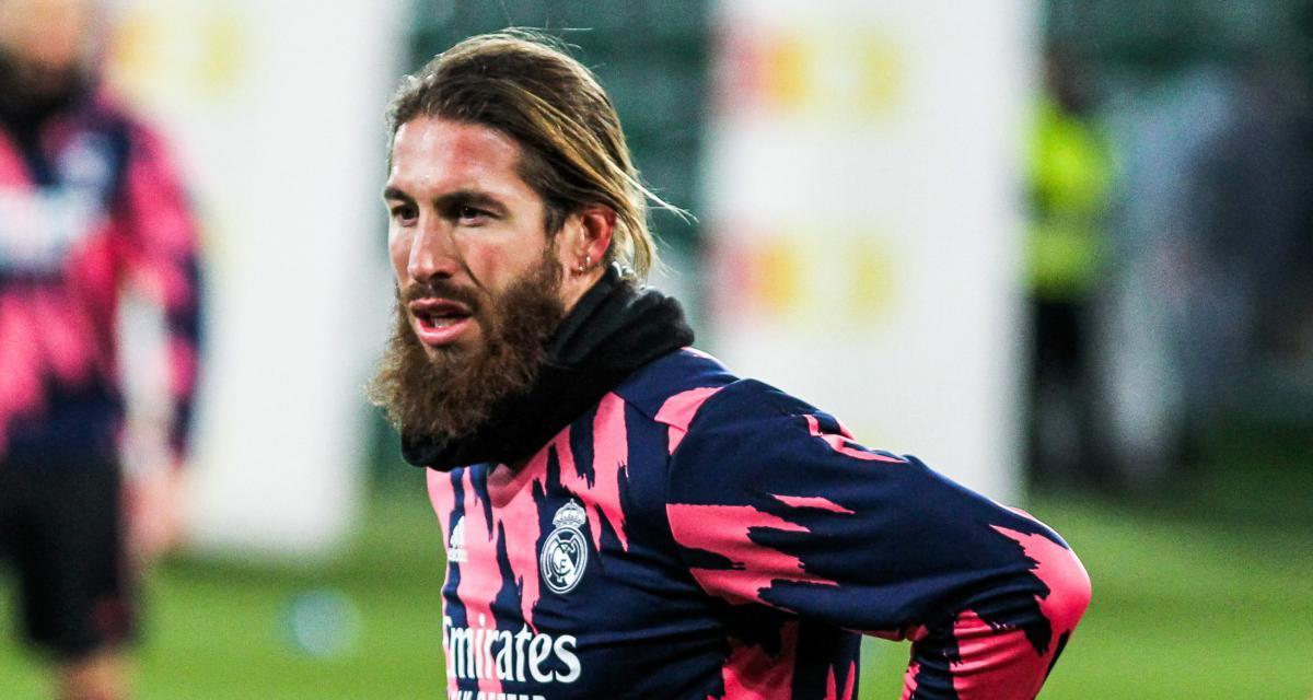 Real Madrid – Mercato : un cador anglais prêt à faire un pont d'or à Sergio Ramos ?