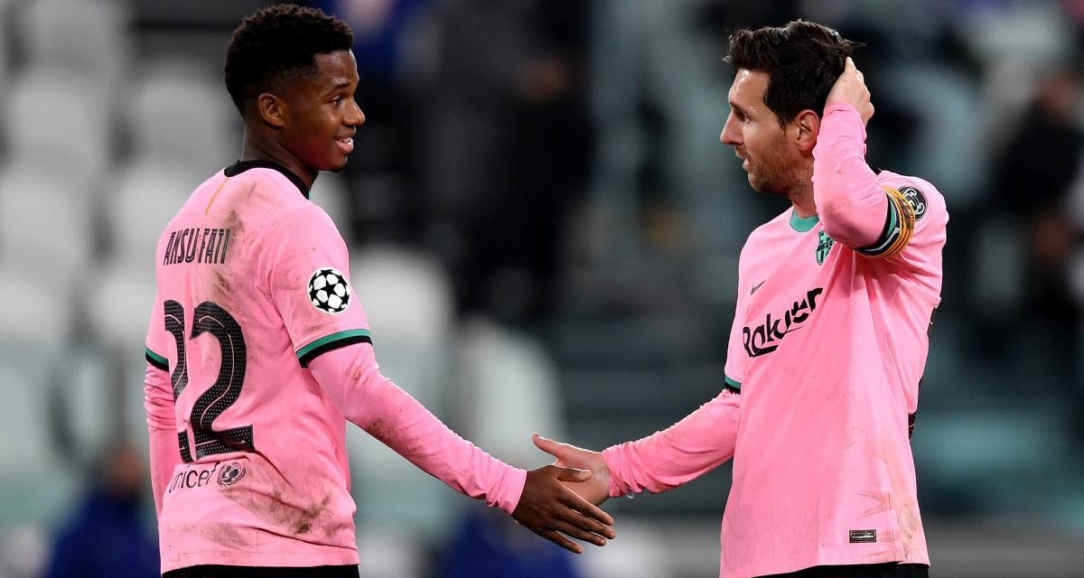 FC Barcelone : Messi pourrait retrouver un renfort offensif inespéré contre le PSG