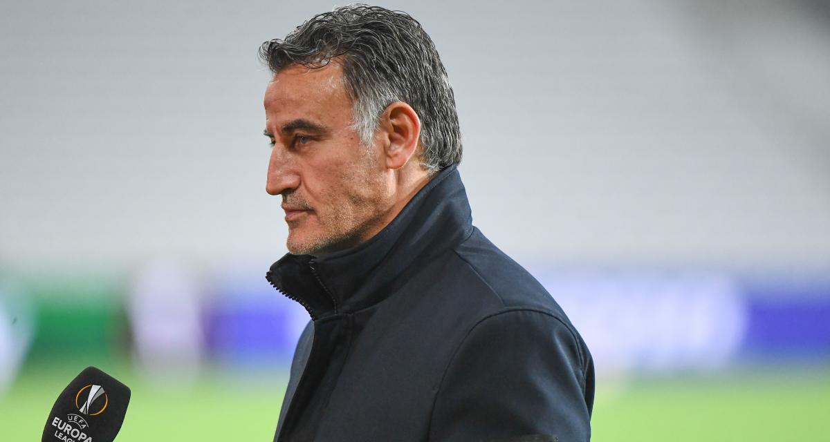 LOSC : Galtier annonce du mieux pour Sanches et met en garde le PSG