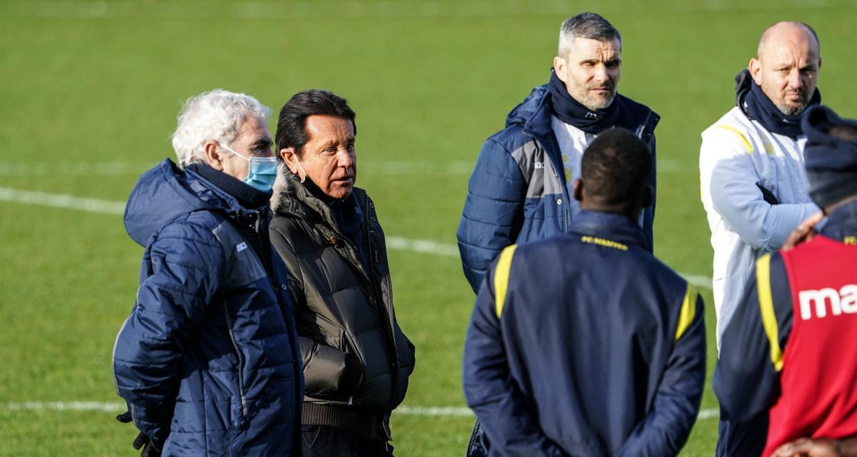FC Nantes : Daniel Riolo détruit le duo Kita - Domenech et mise sur une option radicale pour y mettre fin