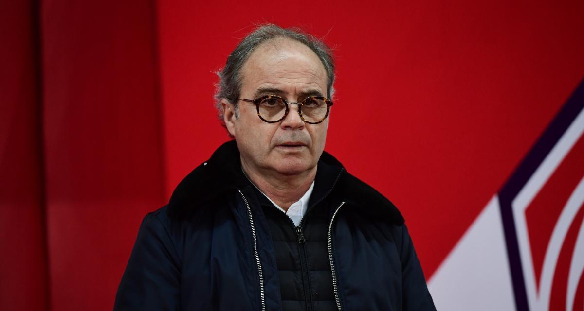 LOSC - Mercato : Luis Campos sort enfin du silence !