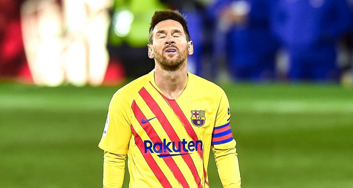 Athletic Bilbao - FC Barcelone (2-3) : l'actuel défaut de Messi pointé du doigt