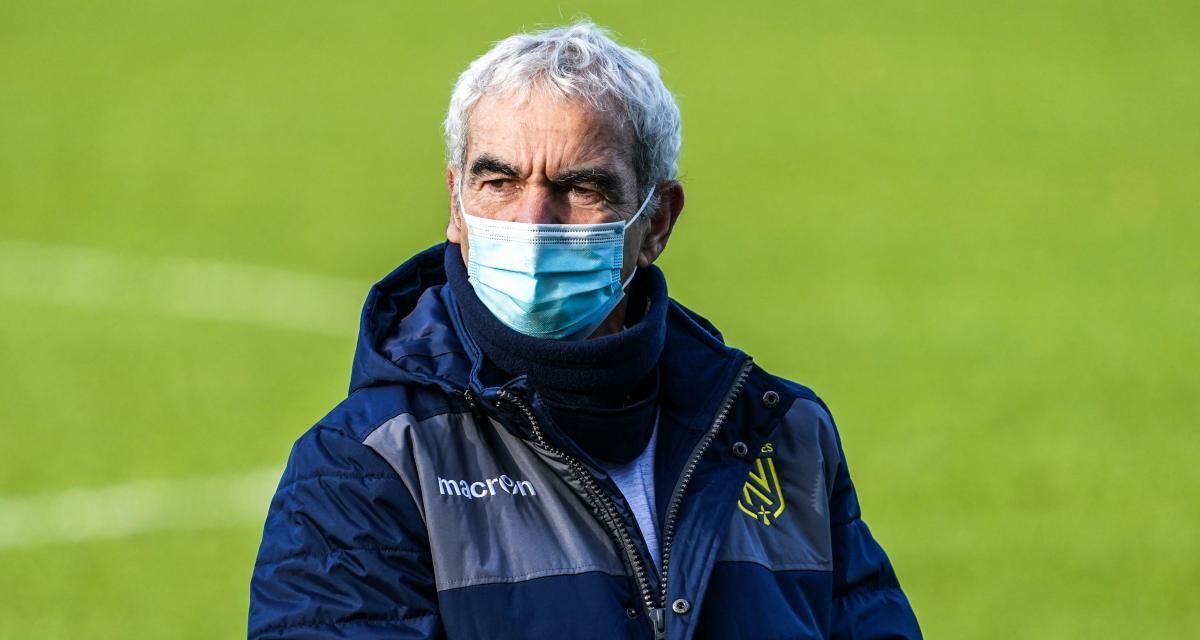 Ligue 1 : les compos des matches de 19h (dont la première de Domenech avec le FC Nantes)