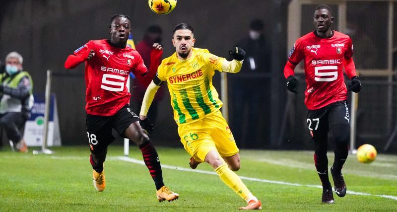 FC Nantes - Stade Rennais (0-0) : les tops et les flops d'un derby crispé