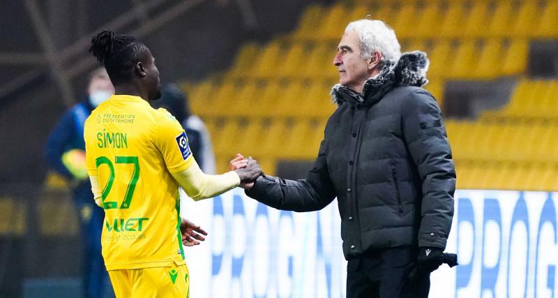 FC Nantes - Stade Rennais (0-0) : le discours ultra positif de Raymond Domenech