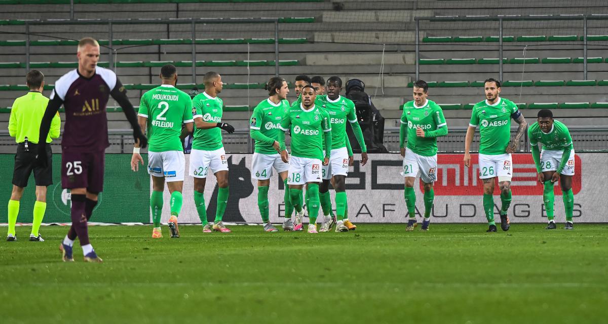 Résultats Ligue 1 : l'OM et l'OL devant, le LOSC mené, l'ASSE et le PSG dos à dos (mi-temps)