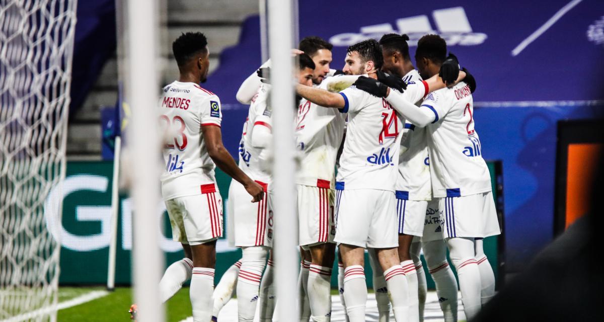 OL - RC Lens (3-2) : Depay décisif, Paqueta régale toujours… Les notes des Lyonnais