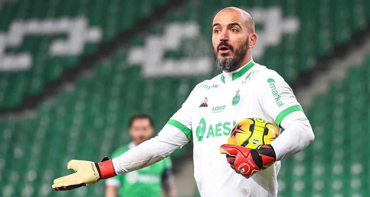 ASSE - PSG (1-1) : Jessy Moulin tire deux enseignements du nul contre Paris