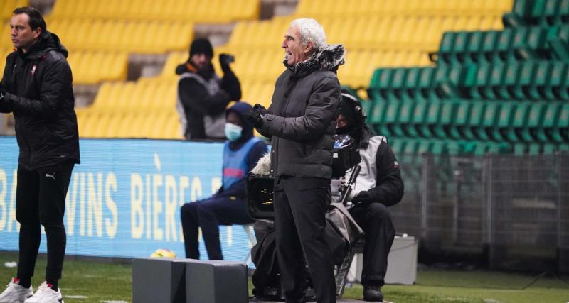 FC Nantes - Stade Rennais (0-0) : Stéphan colle un tacle à Domenech pour son retour !