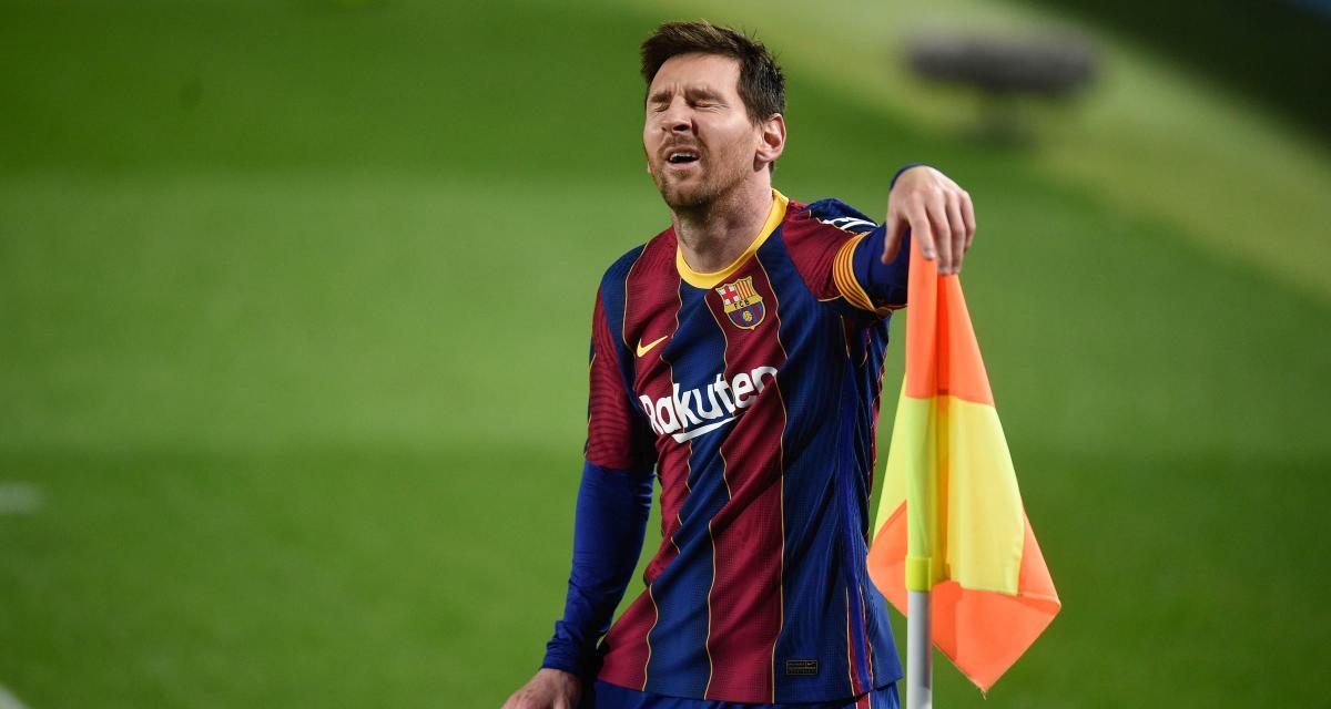 PSG - Mercato :le FC Barcelone aurait pris une décision qui ferait fuir Messi!