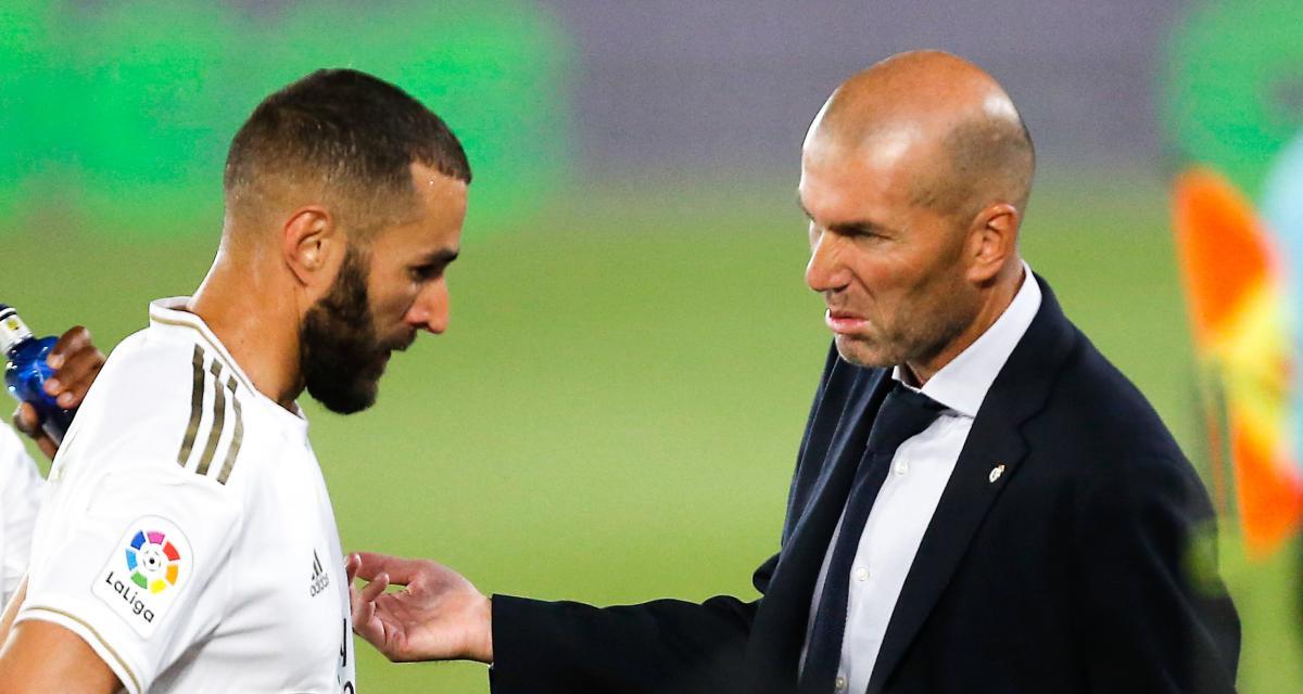 Real Madrid : Benzema clashe la justice française, Zidane gêné par le Covid-19