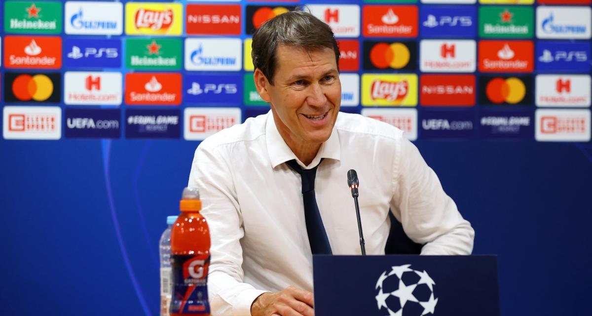 OL: les blessés, le Mercato, Rennes, le titre de champion d'automne... Les vérités de Rudi Garcia